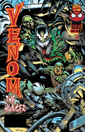 Venom The Hunger Vol 1 4