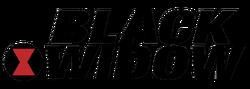 Black Widow (2016) logo