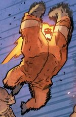 Gorilla Rider (Earth-15513) from Ghost Racers Vol 1 3 001