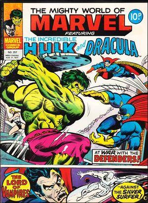 Mighty World of Marvel Vol 1 257
