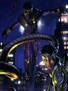 Peter Petruski(Earth-616) Von Bardas armor from Secret War Vol 1 3