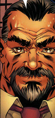 Arkadian (Earth-1610) from Ultimate Spider-Man Annual Vol 1 2 0001