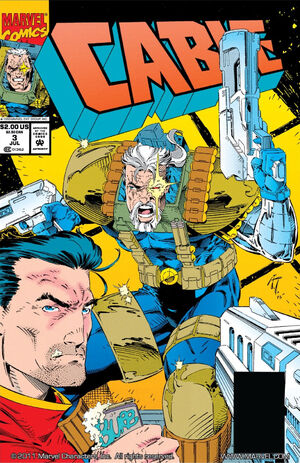 Cable Vol 1 3