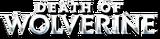 Death of Wolverine (2014) Logo