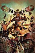 Marvel Zombies Destroy Vol 1 1 Textless