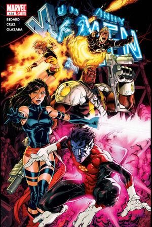 Uncanny X-Men Vol 1 474