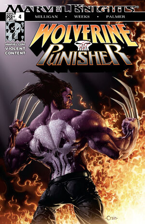 Wolverine Punisher Vol 1 4