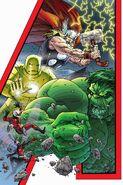 Avengers Earth's Mightiest Heroes Vol 1 1 Textless