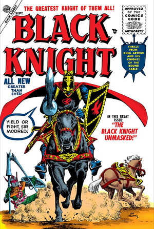 Black Knight Vol 1 3