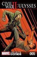 Civil War II Ulysses Infinite Comic Vol 1 5