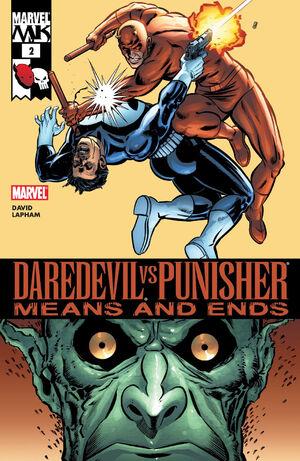 Daredevil vs. Punisher Vol 1 2