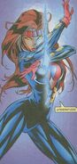 Ginny Mahoney (Earth-616) from X-Men Unlimited Vol 1 16 0002