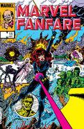 Marvel Fanfare Vol 1 11
