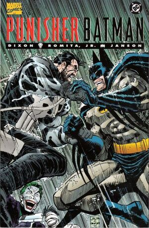 Punisher and Batman Deadly Knights Vol 1 1