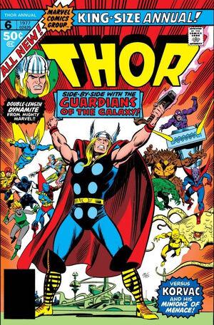 Thor Annual Vol 1 6