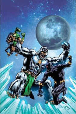 Black Panther Vol 3 34 Textless