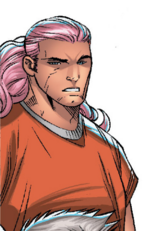 Clement Wilson (Earth-616) from Extraordinary X-Men Annual Vol 1 1 001