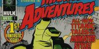 Marvel Adventures Vol 1