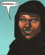 Mirah Qadir (Earth-616) from New X-Men Hellions Vol 1 2 0001