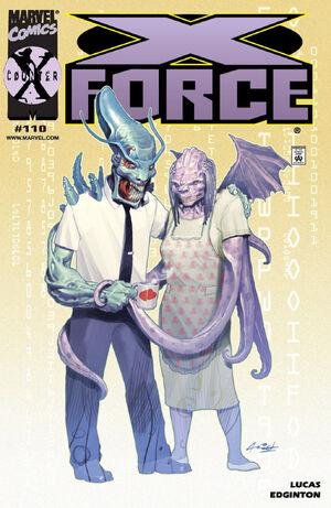 X-Force Vol 1 110