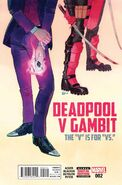 Deadpool v Gambit Vol 1 2