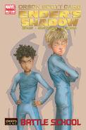 Ender's Shadow Battle School Vol 1 5