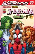 Marvel Adventures Super Heroes Vol 1 13