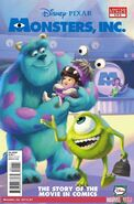 Monsters, Inc. Vol 1 1 Solicited