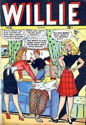 Willie Comics Vol 1 13
