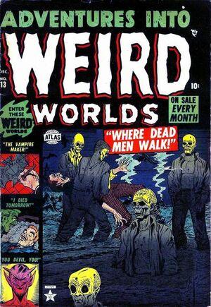 Adventures into Weird Worlds Vol 1 13