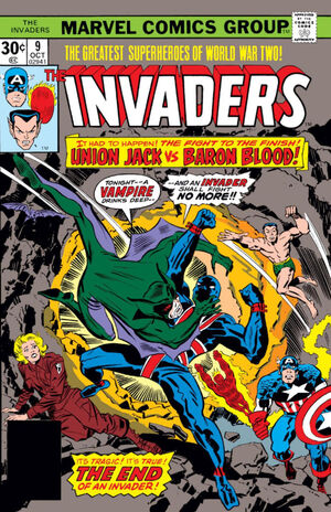 Invaders Vol 1 9