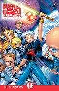 Marvel Mangaverse Vol 1 1