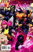 Secret Invasion X-Men Vol 1 2