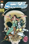 Swords of the Swashbucklers Vol 1 1