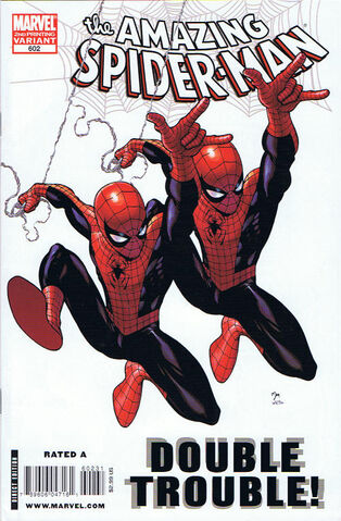 File:Amazing Spider-Man Vol 1 602 Second Printing Variant.jpg