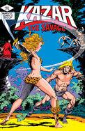 Ka-Zar the Savage Vol 1 15