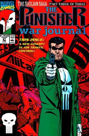 Punisher War Journal Vol 1 27