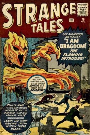 Strange Tales Vol 1 76