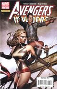 Avengers Invaders Vol 1 3 Variant Dynamic Forces