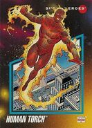 Johnathon Storm (Earth-616) from Marvel Universe Cards Series III 0001