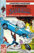 Spectaculaire Spiderman 112