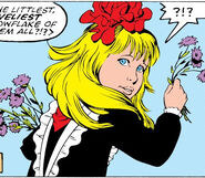 Illyana Rasputuna from Classic X-Men 29