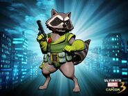 Rocket Raccoon (Earth-30847) from Marvel vs. Capcom 3 Fate of Two Worlds 0007