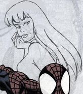 Spider-Man The Animated Series Production Art 008