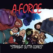 A-Force Vol 2 1 Hip-Hop Variant Textless