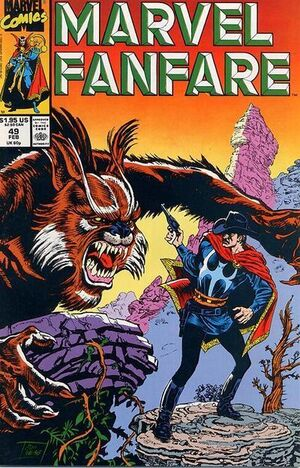 Marvel Fanfare Vol 1 49