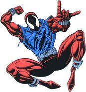 Scarlet spider a