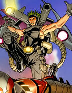 Soldier One (Earth-616) from Invincible Iron Man Vol 1 513