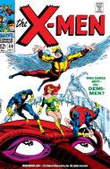 Uncanny X-Men 49