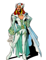 Adrienne Frost (Earth-616) from Generation X Vol 1 56 0001